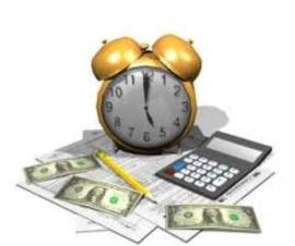 photo 5 tax clock